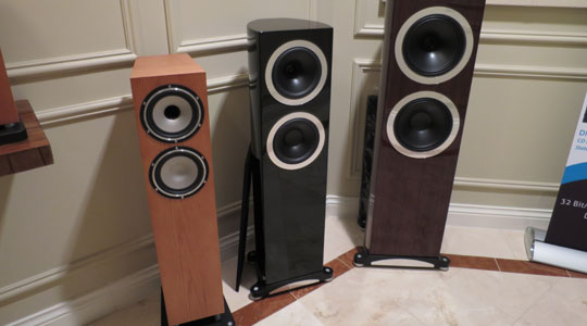 tannoy revolution xt and definition series