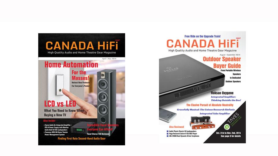 Canadian Hifi Magazine
