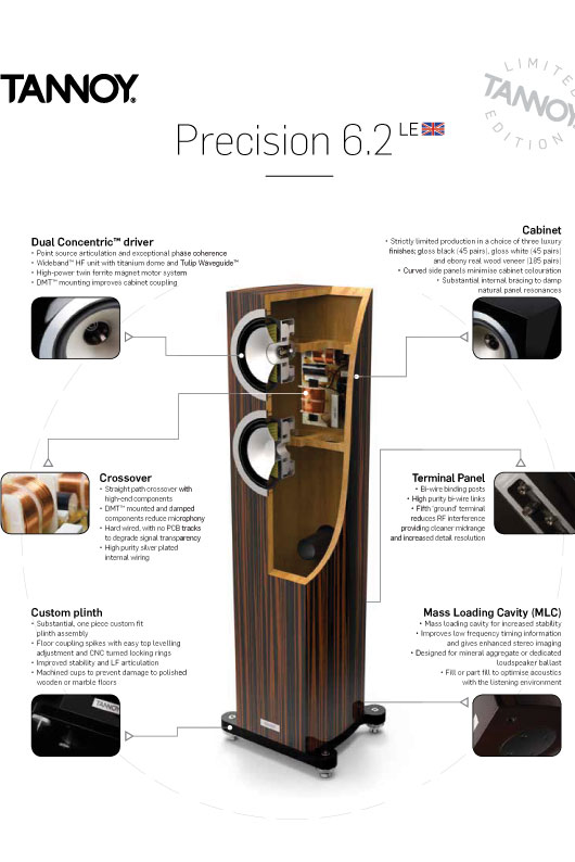 tannoy-Precision-6.2-LE